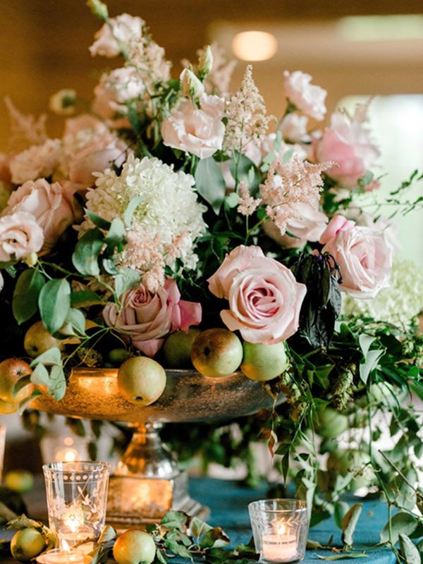Wedding Centerpiece Pippin Hill