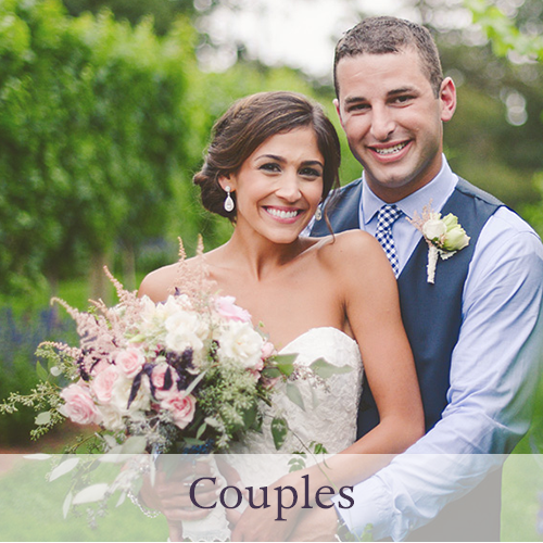 wedding couples flowers portfolio