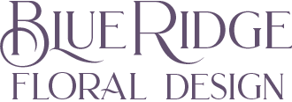 Blue Ridge Floral Design Logo