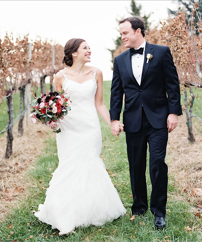 smiling-bride-winter-vineyard-wedding-virginia